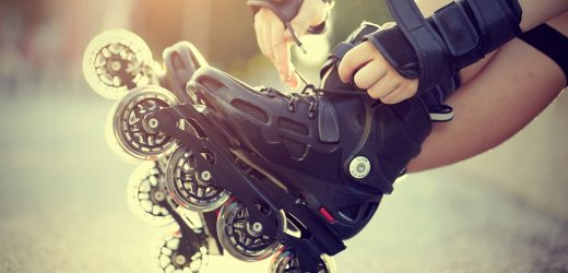 Comment freiner avec des rollers en ligne ?