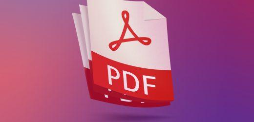 Comment mettre plusieurs pages PDF dans un seul fichier ?