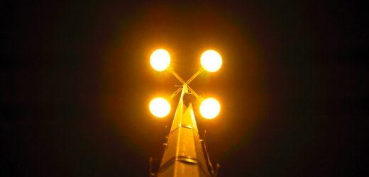 Le rôle de éclairage public dans les villes