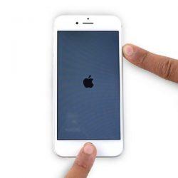 Comment ré initialiser iphone 7 ?