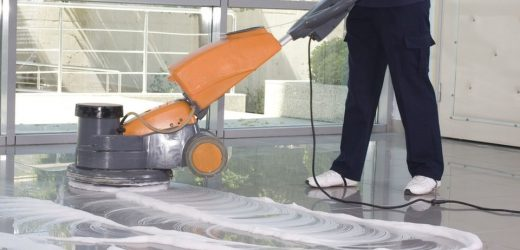 Quels sont les services rendus par une entreprise de nettoyage industriel ?