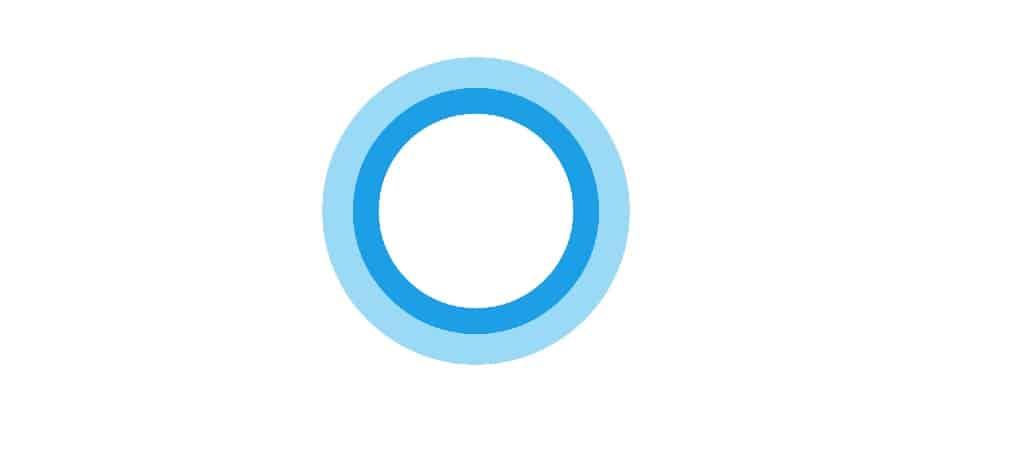 Comment faire taire Cortana ?