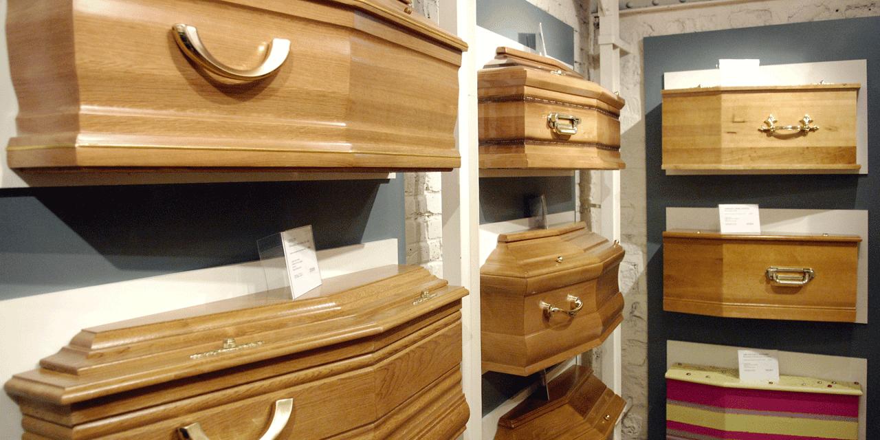 Décès : comment choisir l'entreprise de pompes funèbres?