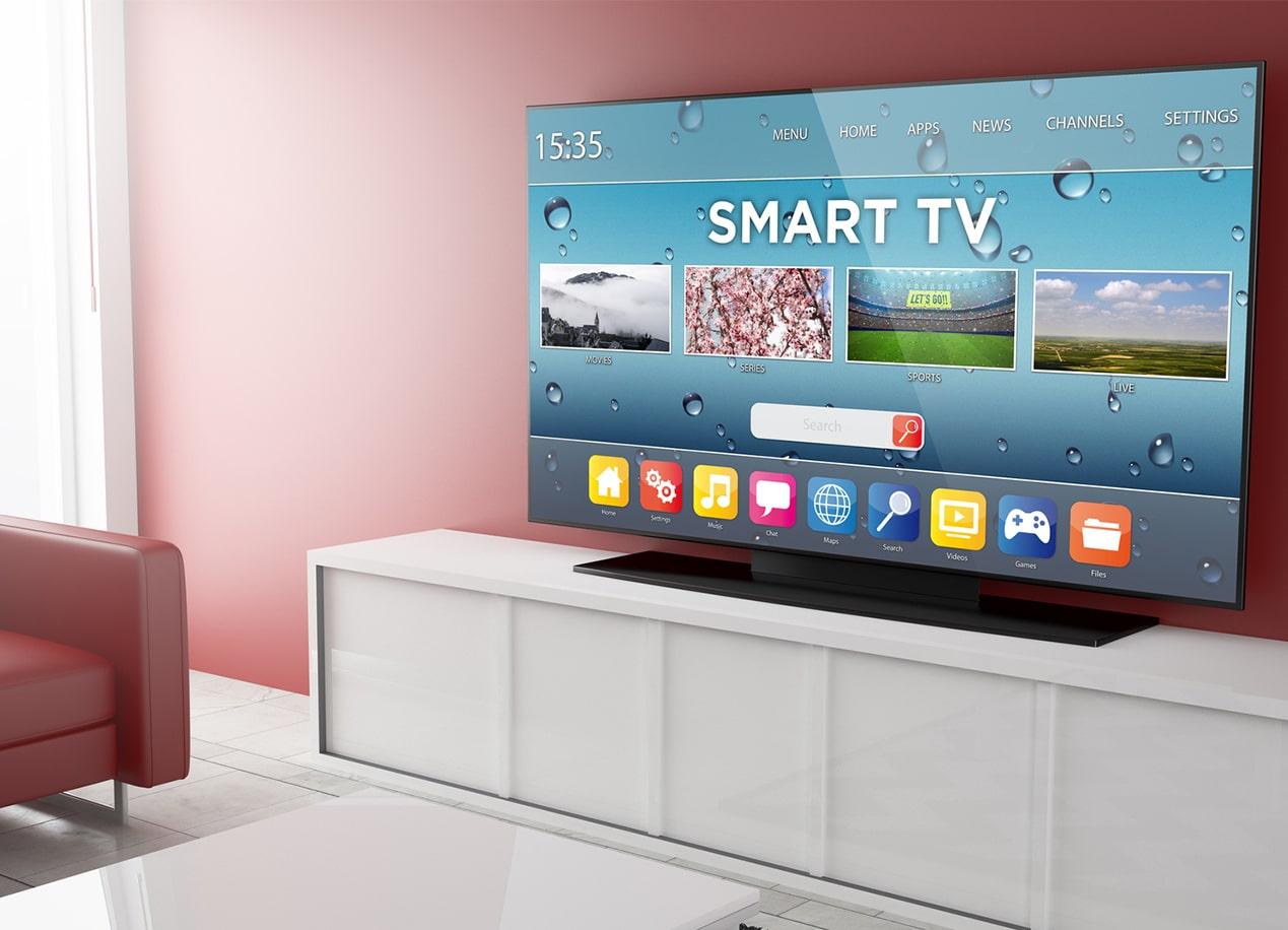 les smarts TV