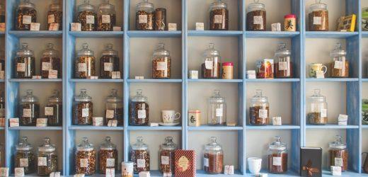 Stockage du thé en vrac?