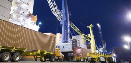 Augmentation prochaine de la manutention et de la logistique portuaires