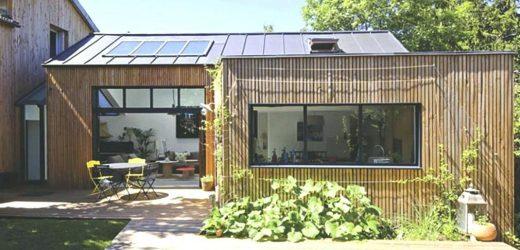 Et si vous vous laissiez tenter par une luxueuse maison container??