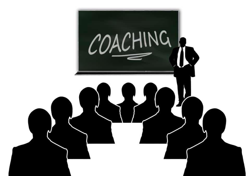 Le rôle d'un coach dans une entreprise